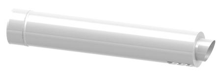 Czerpnia pozioma 750 mm ø80/125