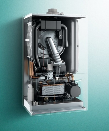 Kocioł kondensacyjny dwufunkcyjny ecoTEC pure VCW 226/7-2