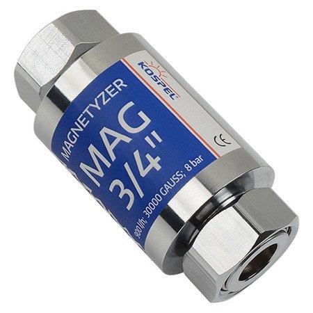 """Magnetyzer MAG 3/4"""" - ulepszona wersja MegaMax"""