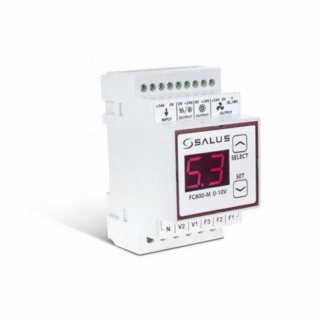 Moduł regulatora FC600, 24VDC, DIN