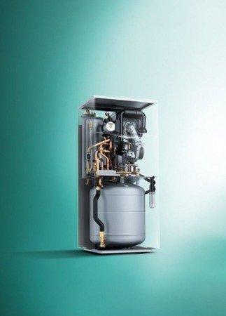 Vaillant ecoCOMPACT VSC 306/4-5 30kW z wbudowanym zasobnikiem warstwowym 150L